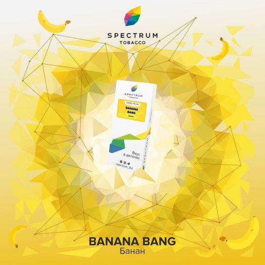 Табак Spectrum Bang Banana