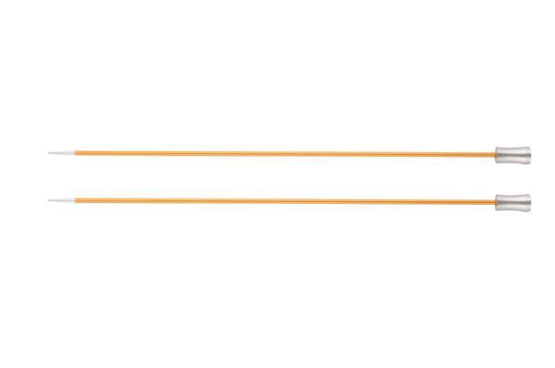 Спицы прямые  ZING Knit Pro