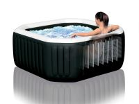 Надувной бассейн джакузи Intex 28458 (201х71, аэро+гидромассаж)