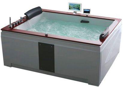 Акриловая ванна Gemy G9052 II O L
