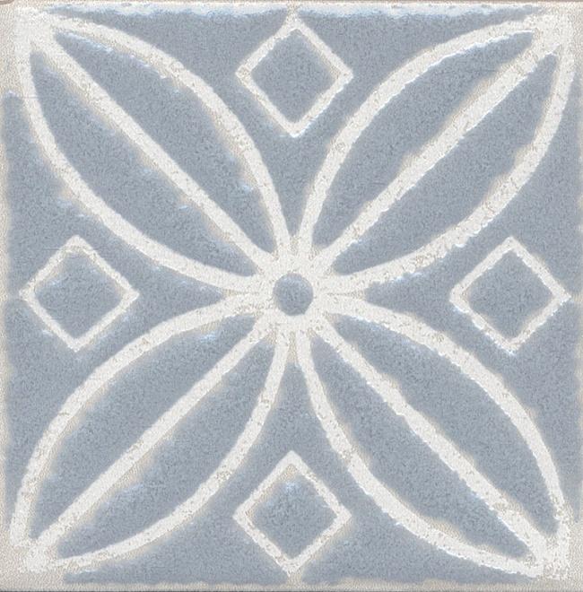 STG/C402/1270 | Вставка Амальфи орнамент серый