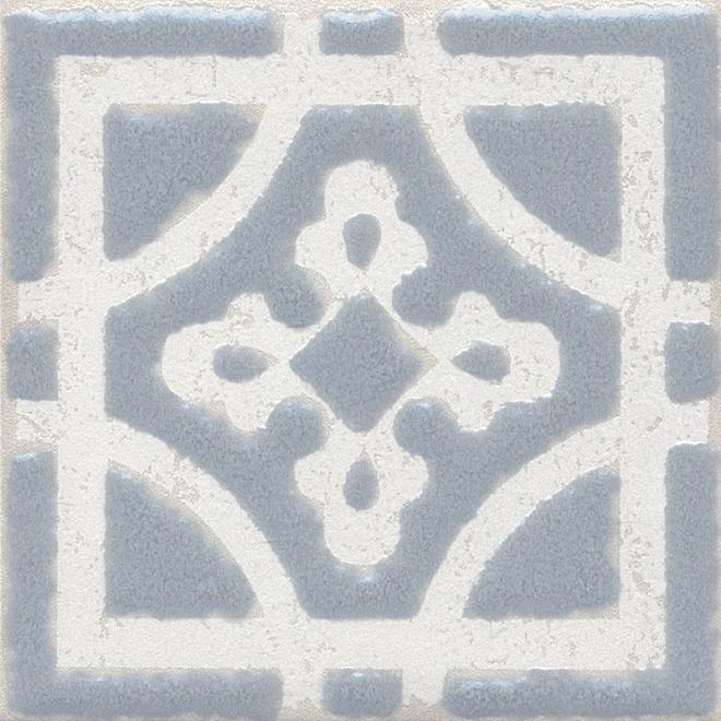STG/C406/1270 | Вставка Амальфи орнамент серый