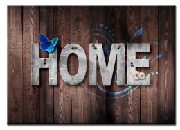 Постер милый дом