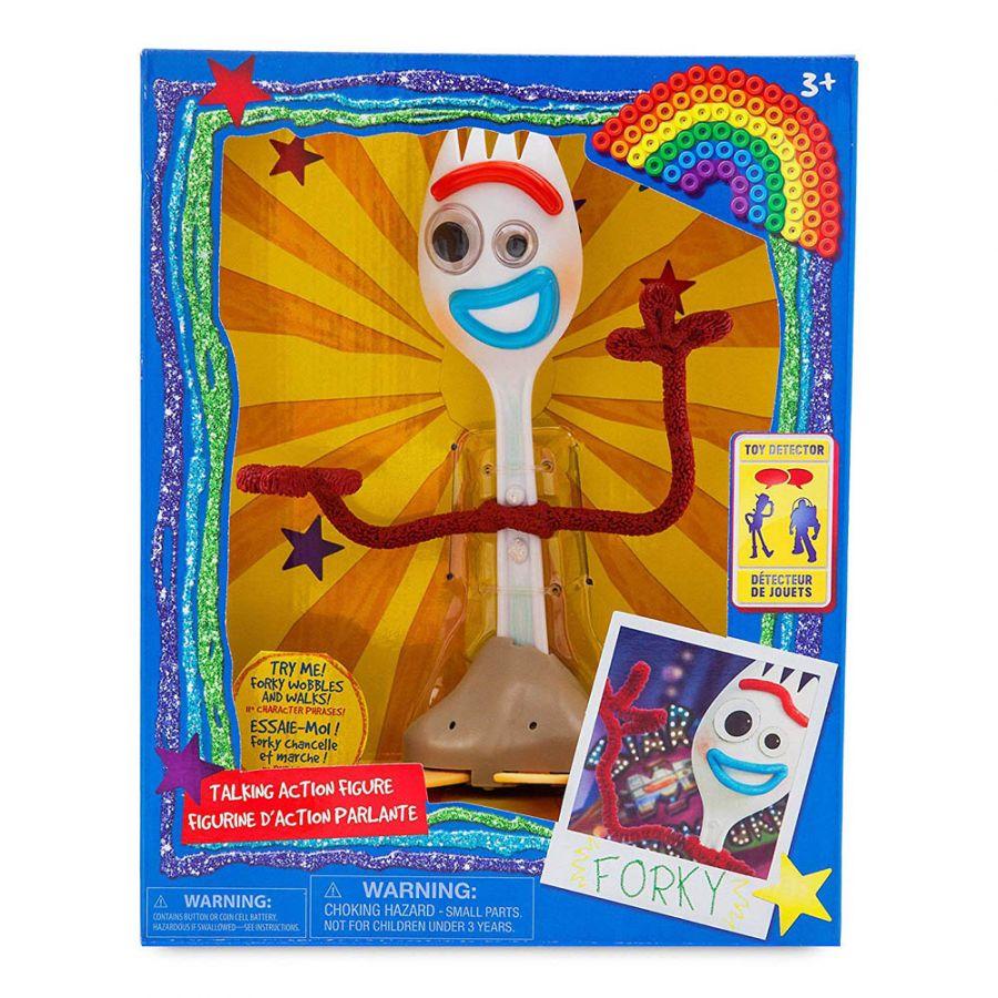Мистер Вилкинс 25 см  говорящий История игрушек 4 Дисней