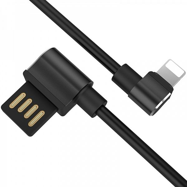 Кабель USB 2.4А HOCO U37 (iOS Lighting) 1.2м