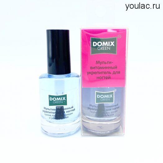 Мультивитаминный укрепитель для ногтей, 11мл domix