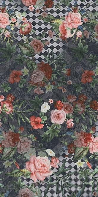 SG590500R | Цветы декорированный обрезной