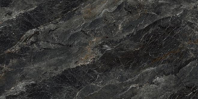 SG561702R | Риальто серый тёмный декор правый лаппатированный