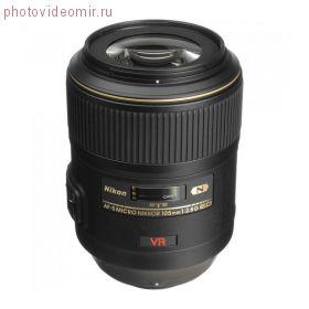 Объектив Nikon AF-S 105mm F2.8 G IF-ED VR Micro-Nikkor