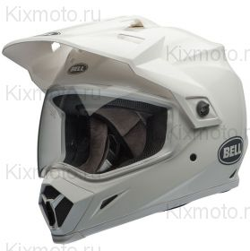 Шлем Bell MX-9 Adventure Mips, Белый