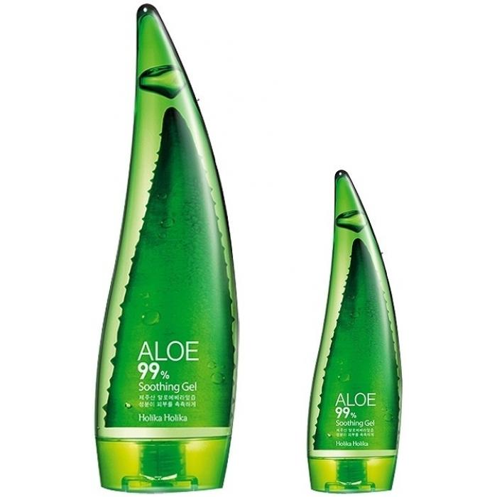 Гель с алоэ Holika Holika Aloe 99% Soothing Gel