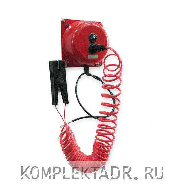УЗА-4К-УХЛ1 / 220В (Устройство заземления автоцистерн)