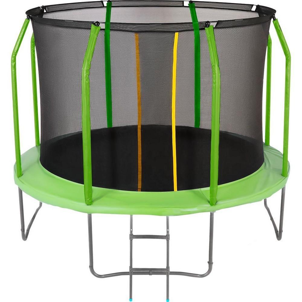 Батут SWOLLEN Prime 8 FT (Green) 244см