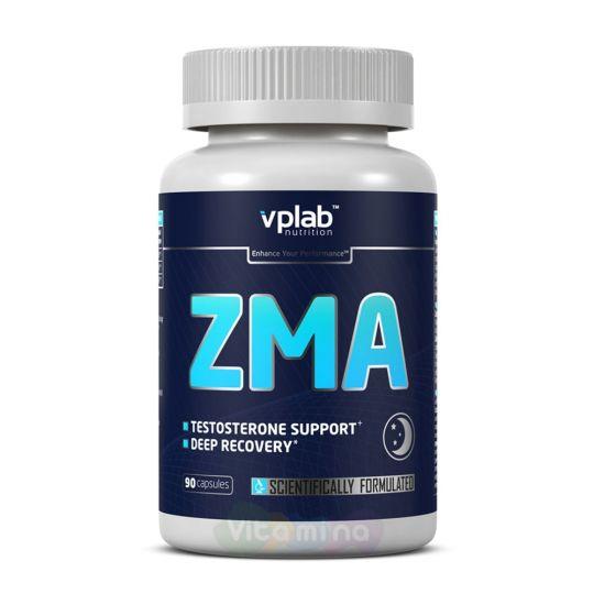 VPLab Минеральный комплекс с витамином B6 ZMA, 90 капс