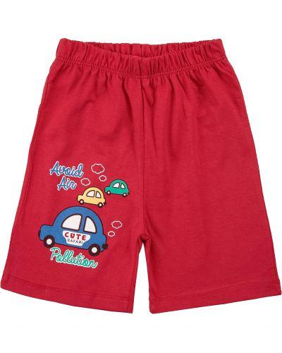 Шорты для мальчика 1-5 лет Bonito kids красные
