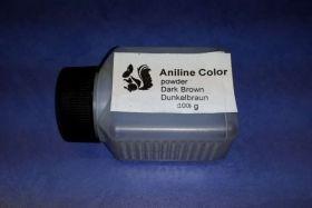 Анилиновый темно коричневый, 100 гр