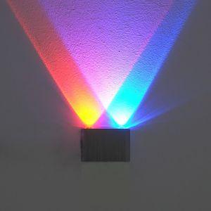 "Светильник 28040/2 ""Ипсилон"" 2x1W LED 6x3x9,5 см 2598378"