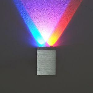 """Светильник 80012/2 """"Бета"""" 2x1W LED 10x3x7 см 2598367"""