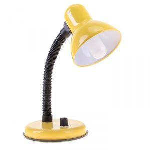Лампа настольная Е27, светорегулятор (220В) желтая (203А) 739305
