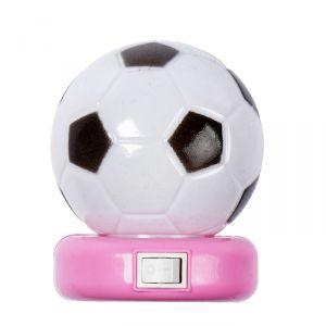 """Ночник пластик от сети """"Футбольный мяч"""" 8х5,5х5,5 см 2802330"""