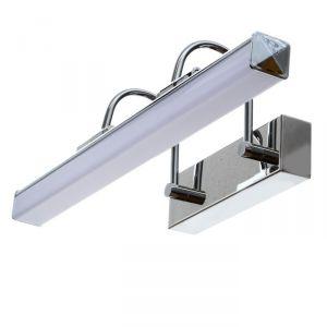 """Подсветка для картин """"Бенор"""" LED 6Вт хром 40,5х14х9,5 см.   4412280"""