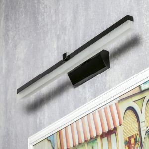 """Подсветка для картин и зеркал """"Барселона"""" LED 12Вт 6000К черный 55х11х7 см   3950752"""