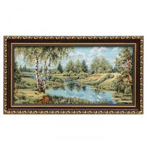 Гобеленовая картина 39х22см  ПЕЙЗАЖ БЕЗ УТОК (39х22 см) 4931160