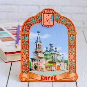Панно деревянное «Киров»