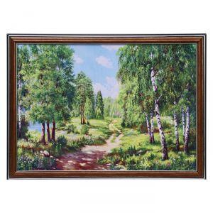"""Картина """"Лесная тропа"""" 28х38 см 4832441"""
