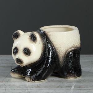 "Фигурное кашпо ""Панда"", 0.5 л 1102239"