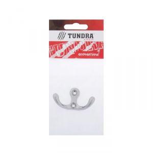Крючок-вешалка №15 TUNDRA krep, цвет хром, 1 шт.   4132039