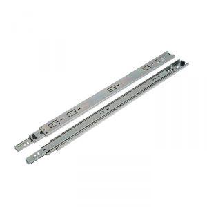Шариковые направляющие 1042, L=550 мм, H=42 мм, 2 шт. 1627334