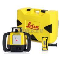 Leica Rugby 610 лазерный нивелир ротационный купить по цене производителя. Доставка по России и СНГ