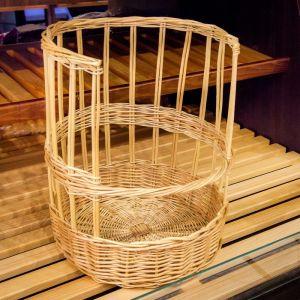 Подставка торговая для багетов, 30х30х40 см, ива 3426281