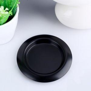подсвечник чашка 110 черный муар 1595948