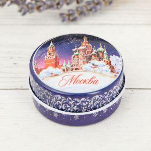 Свеча в баночке «Москва. Храм Василия Блаженного»