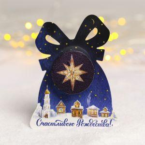 Рождественская свеча «Волшебных мгновений»