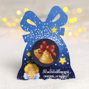 Рождественская свеча «Рождественской сказки!»