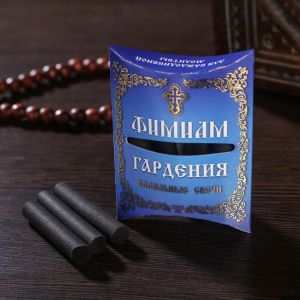 Набор традиционных русских благовоний Фимиам «Гардения», малые 3349617