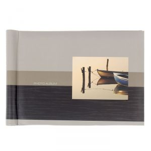 Фотоальбом магнитный 10 листов Image Art, нейтральный, МИКС