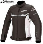 Куртка женская Alpinestars Stella T-SPS WP, Черно-белая