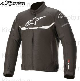 Мотокуртка Alpinestars T-SPS WP, Черно-Белая