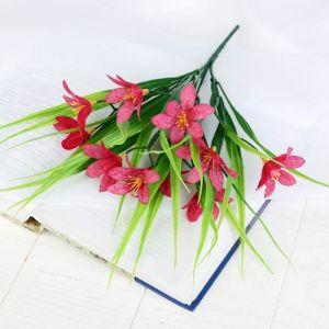 """Букет """"Цветочки в траве"""" 28 см микс   4736450"""