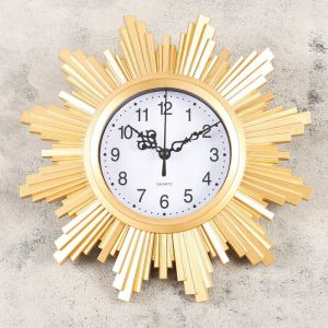 "Часы настенные, серия: Интерьер, ""Альби"", 25х25 см, микс   4457336"