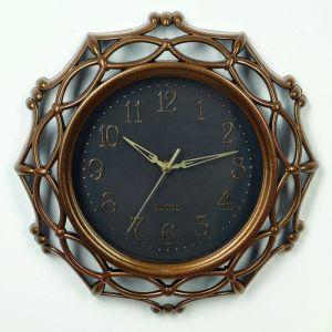 """Часы настенные, серия: Интерьер, """"Бассано"""", d=35 см 3620775"""