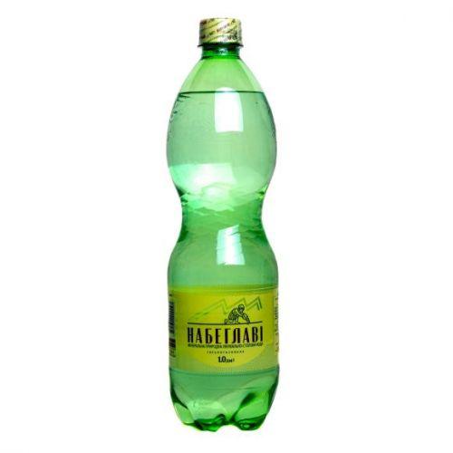 Nabeghlavi mineral su şüşə 1 lt