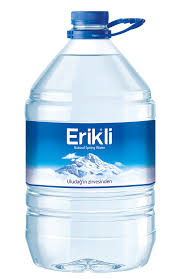 Erikli qasız su 5 lt
