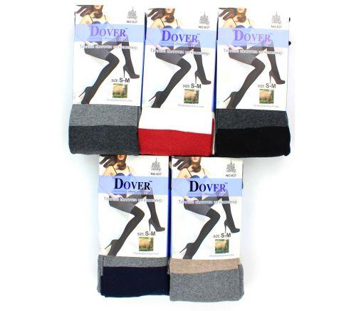 Женские колготки тёплые Dover DV637