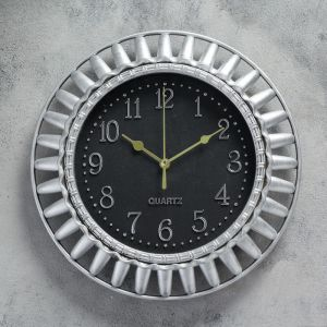 """Часы настенные, серия: Интерьер, """"Эпинет"""", 25х25 см   4397570"""