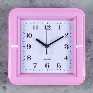 """Часы настенные, серия: Классика, """"Эстер"""", 26х26 см , микс  2586592"""